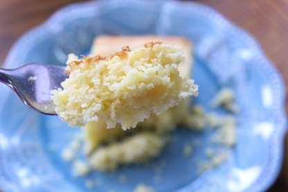Amber's Homemade Cornbread Recipe from Simply Made Recipes was recreated for November's recipe swap. Yum!