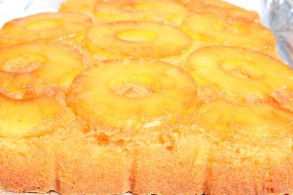 No frosting necessary with this delicious Pineapple Upside Down Cake.
