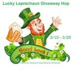 Lucky Leprechaun #Giveaway Hop Ends Mar. 25 *ENDED*