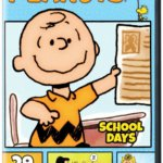 Peanuts by Schulz: School Days DVD #Giveaway Ends Sept. 10 *ENDED*