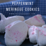 Peppermint Meringues Cookie Recipe