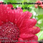April Showers Giveaway Hop #AprilShowers2017 Ends April 20 *ENDED*