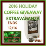 Extravaganza BBR Gingerbread Man Coffee #Giveaway Ends Dec. 14 *ENDED*
