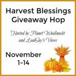 Harvest Blessings Giveaway Hop #Giveaway Ends Nov. 14 *ENDED*