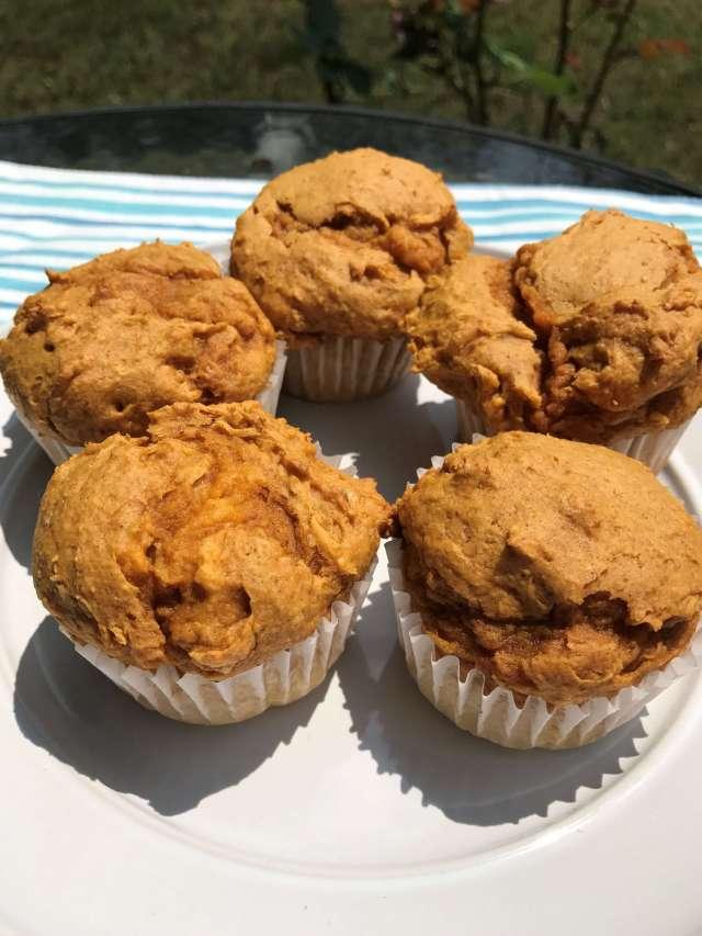 Simple Pumpkin Muffins Recipe