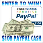 Sweepstakes Fanatics $100 Paypal #GIVEAWAY Ends Feb. 5 *ENDED*