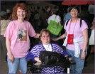 Barbara, Trish and Joan