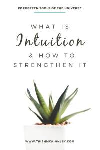 What is your intuition