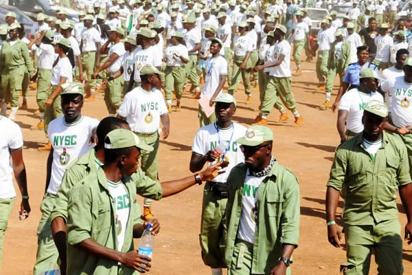 NYSC Orientation Camp registration Requirement