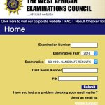 How to Check Waec Result | ww.waecdirect.org