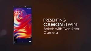 Camon iTwin