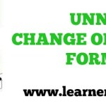 How to change Course in UNN | www.unn.edu.ng