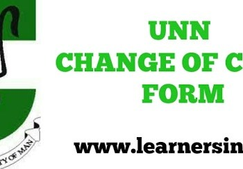 change Course in UNN