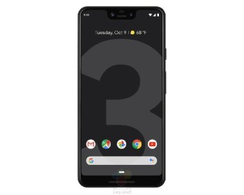 Google Pixel 3 and 3 XL Specification