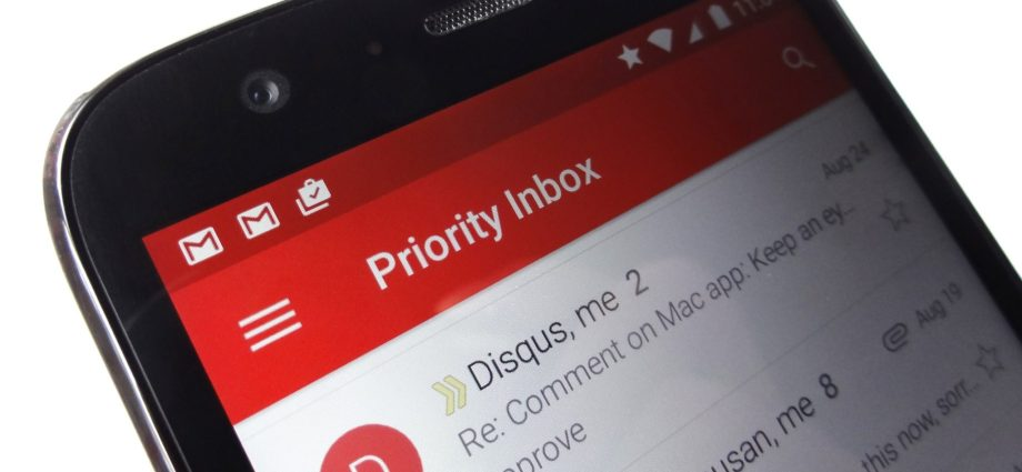 How to turn ON Email notification on Android Phone