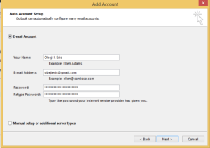 Gmail Outlook Login