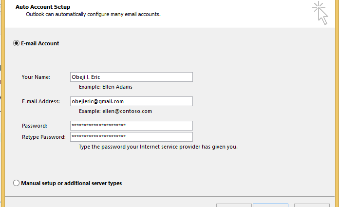 Gmail Outlook Login