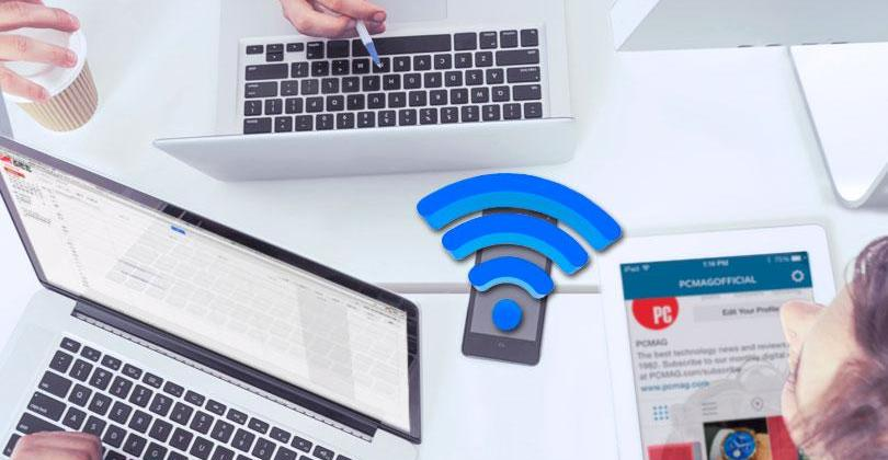 HOW TO OPEN A HOTSPOT ON PHONE WHILE USING WIFI