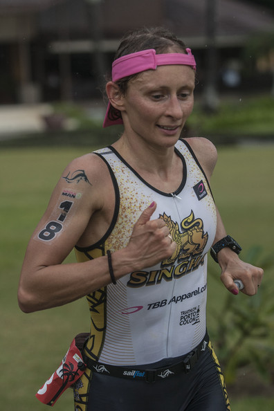 Diana Riesler, campeã do Ironman Malasia