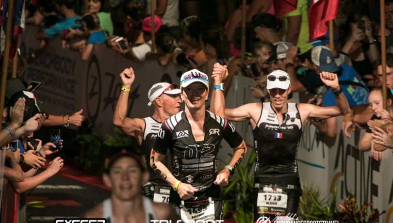 Fotos: Chegadas no mundial do Ironman 2016!