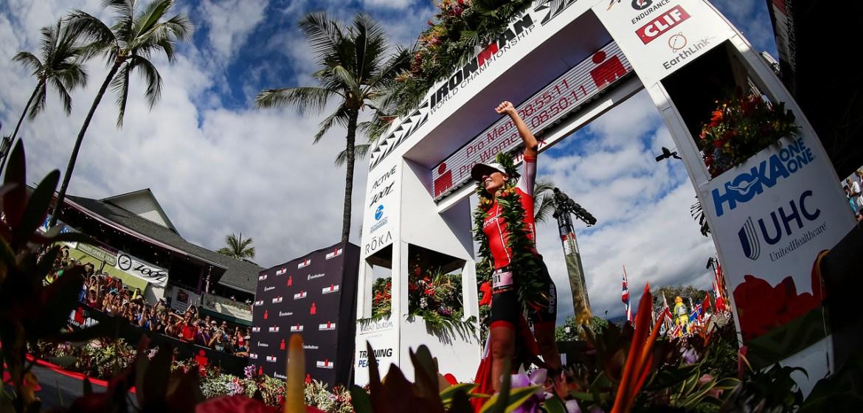 Ryf, a nova rainha do Ironman do Havaí