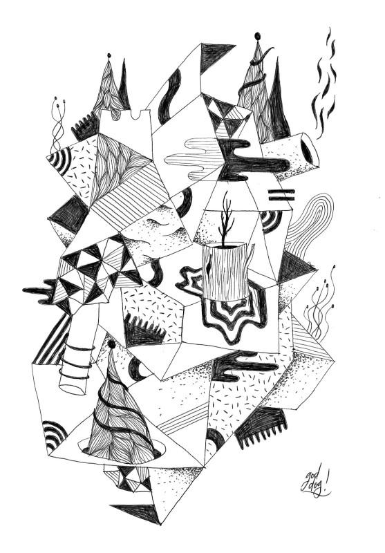 Goddog Sketch