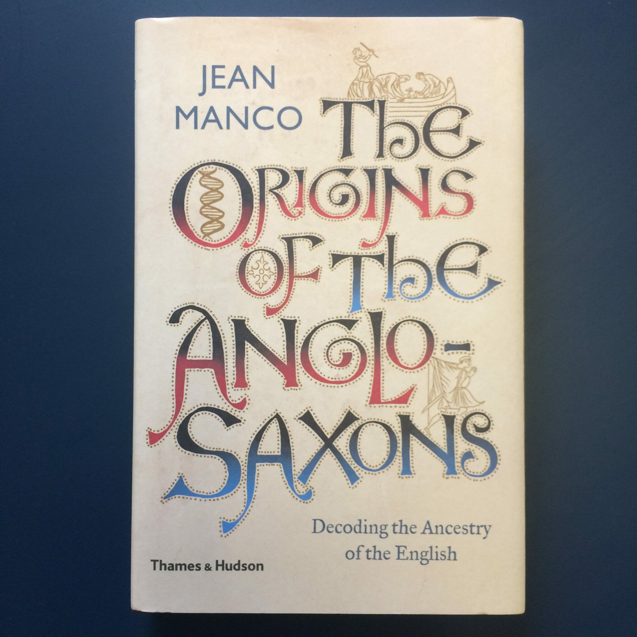 The Origins of The Anglo Saxons