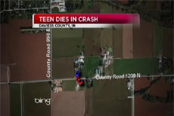 Daviess County Teen Dies In Crash_-9212029528439501454