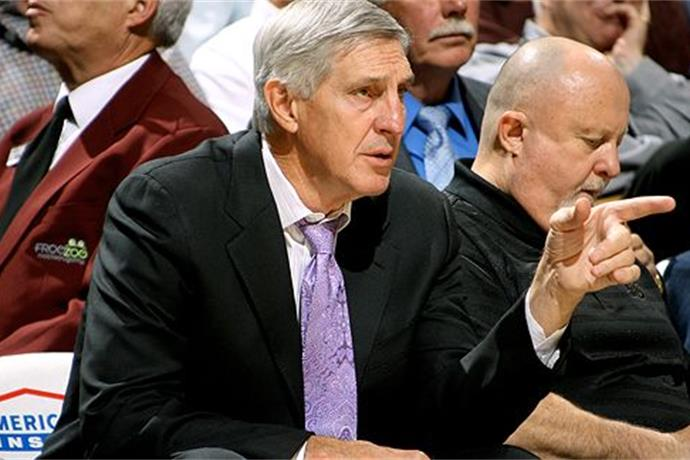 Jerry Sloan Rejoins Jazz after 2-year Retirement_-2720828748671204110