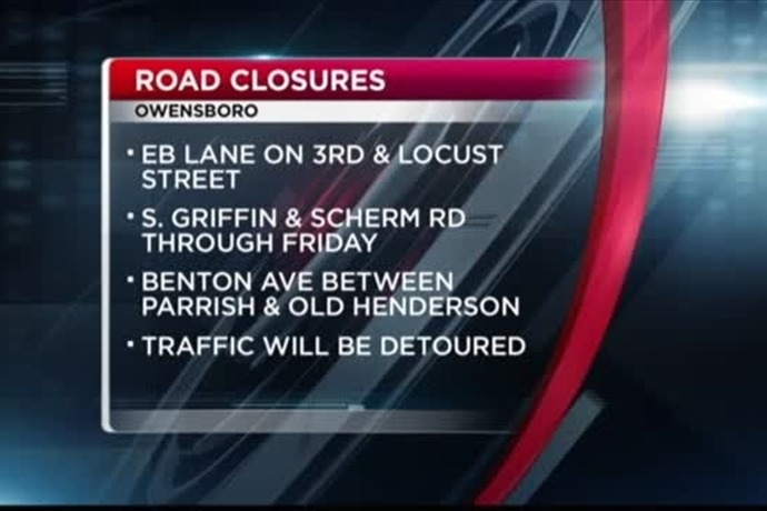 Owensboro Road Closures_4798406383527936577