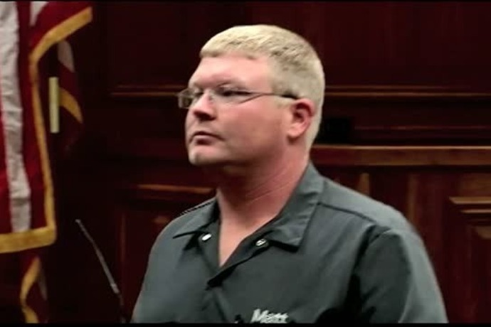 Beauchamp Enters Alford Plea in Shot Collie Case