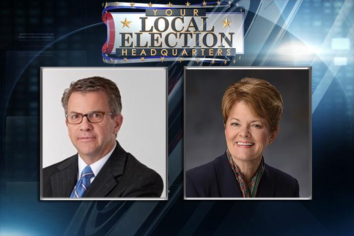 Mayor Lloyd Winnecke and State Rep. Gail Rieken