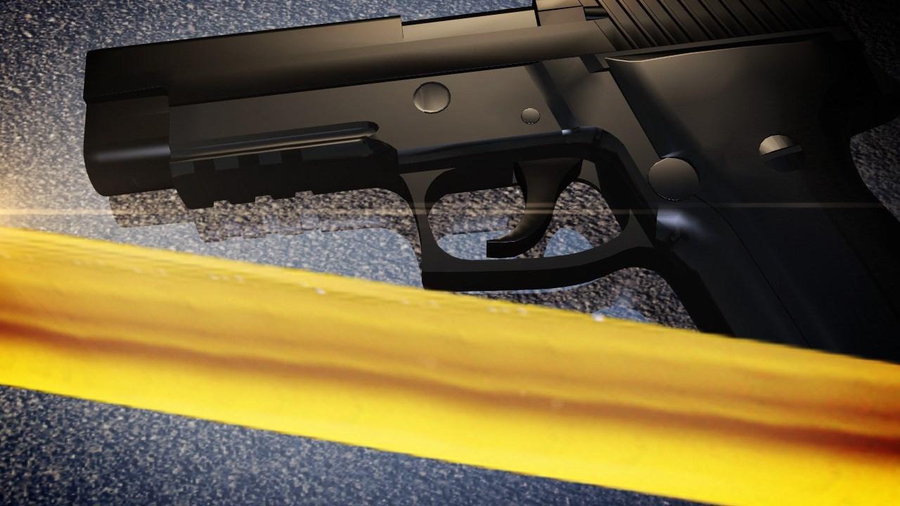 Gun with Tape