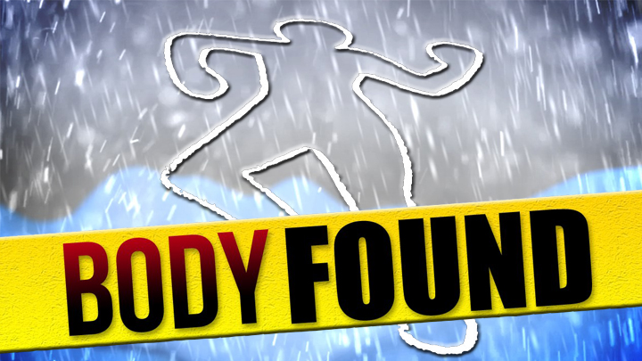 Body Found in Snow