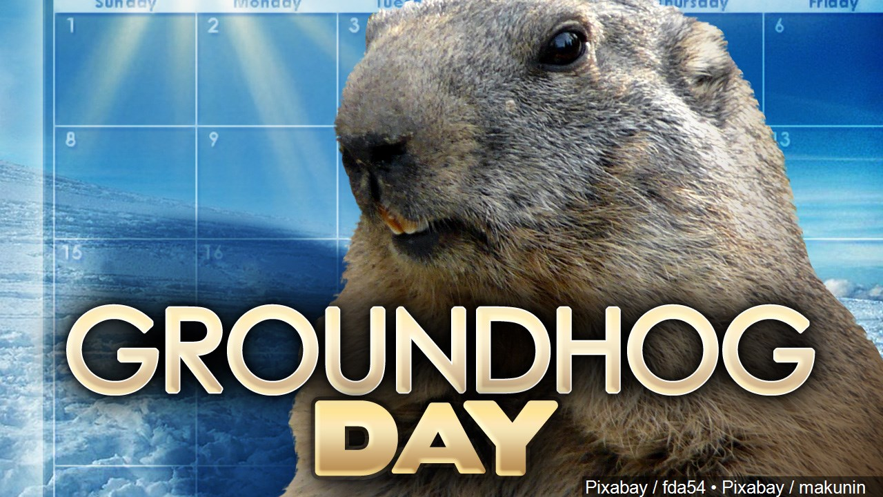 Groundhog Day Pic