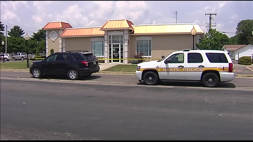 Bank Robbery Suspect Leads Police on High Speed Chase_93101952-159532