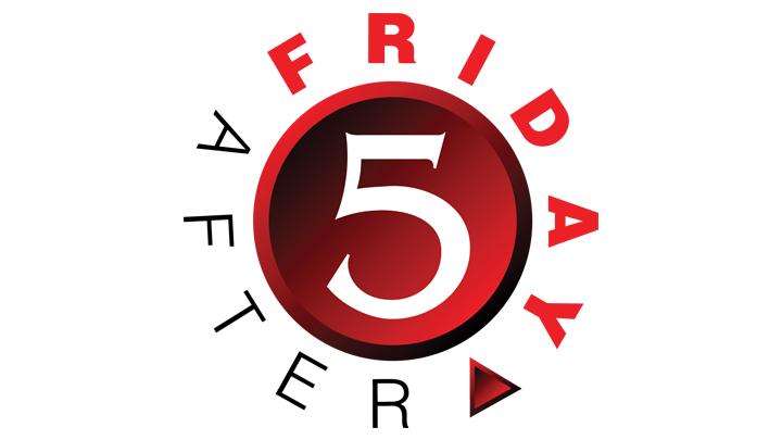 Friday After 5 logo web