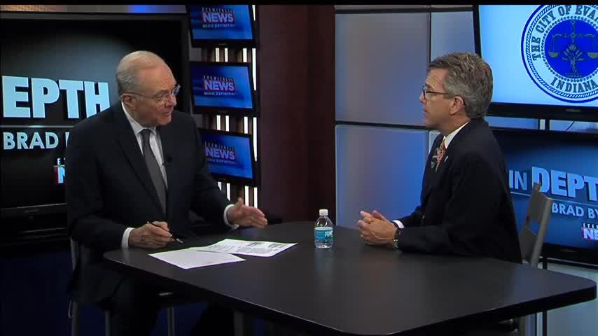 Mayor Lloyd Winnecke Talks I-69- Build 4 Evansville_52588429-159532