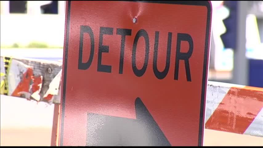 Drivers Going Around Barricades Concerning Neighbors_80230423-159532