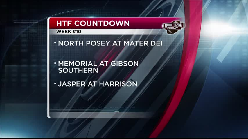 HTF Countdown Week 10