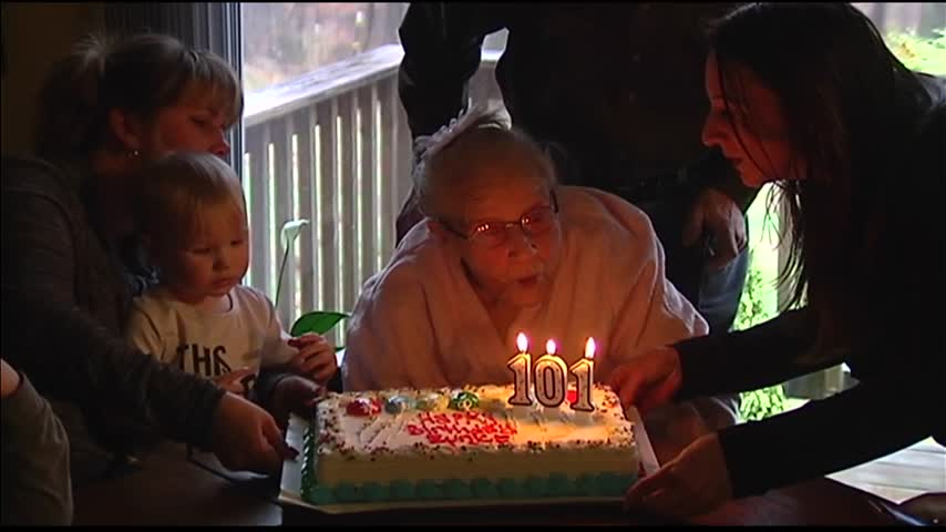 Warrick County Woman Celebrates 101 Birthday_78681138