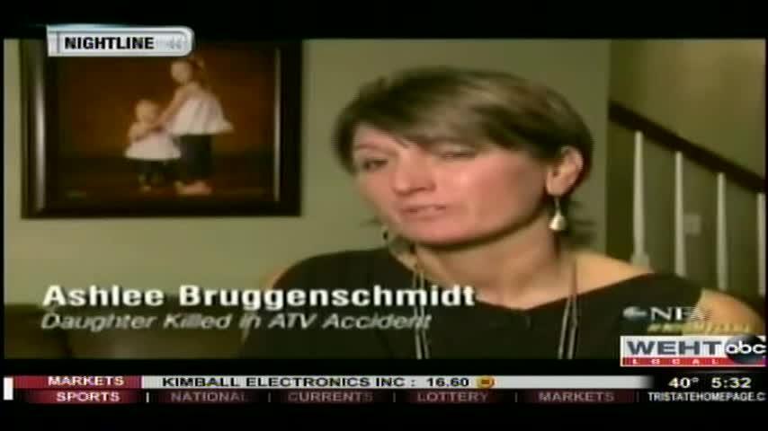Eyewitness News Report - Ashlee Bruggenschmidt Interview