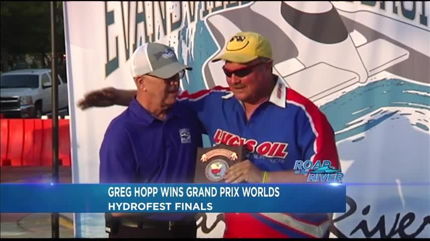 Greg Hopp Wins the Grand Prix Finals