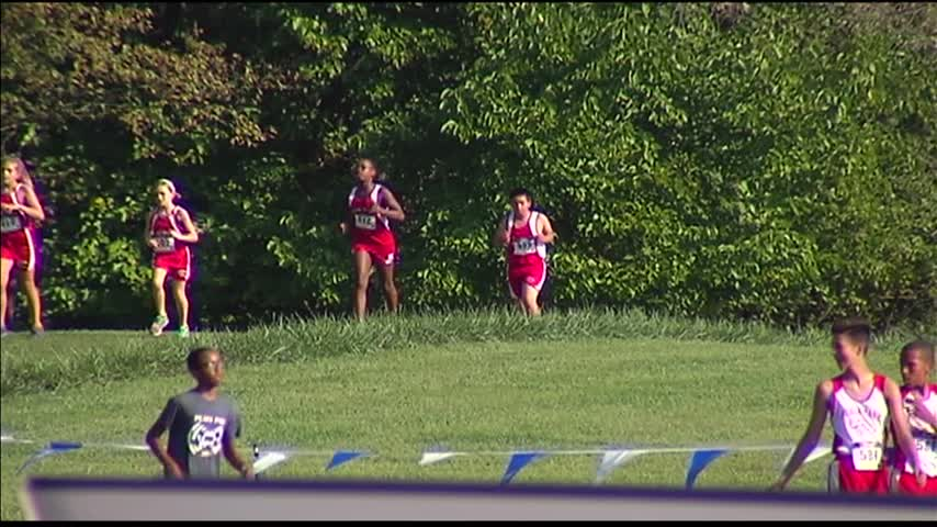Plaza Park Hosts Run at the Mounds