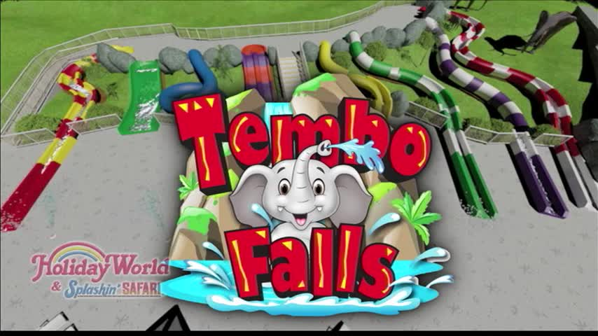 Holiday World Announces 2018 Additions