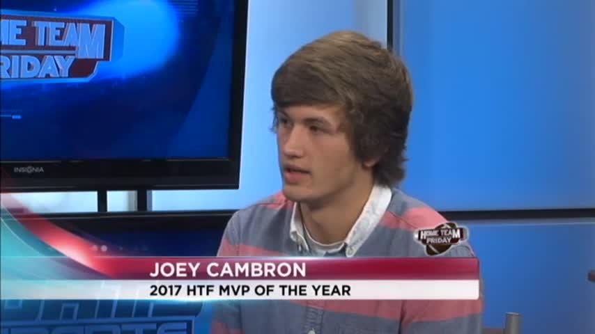 1-on-1 2017 HTF MVP Joey Cambron