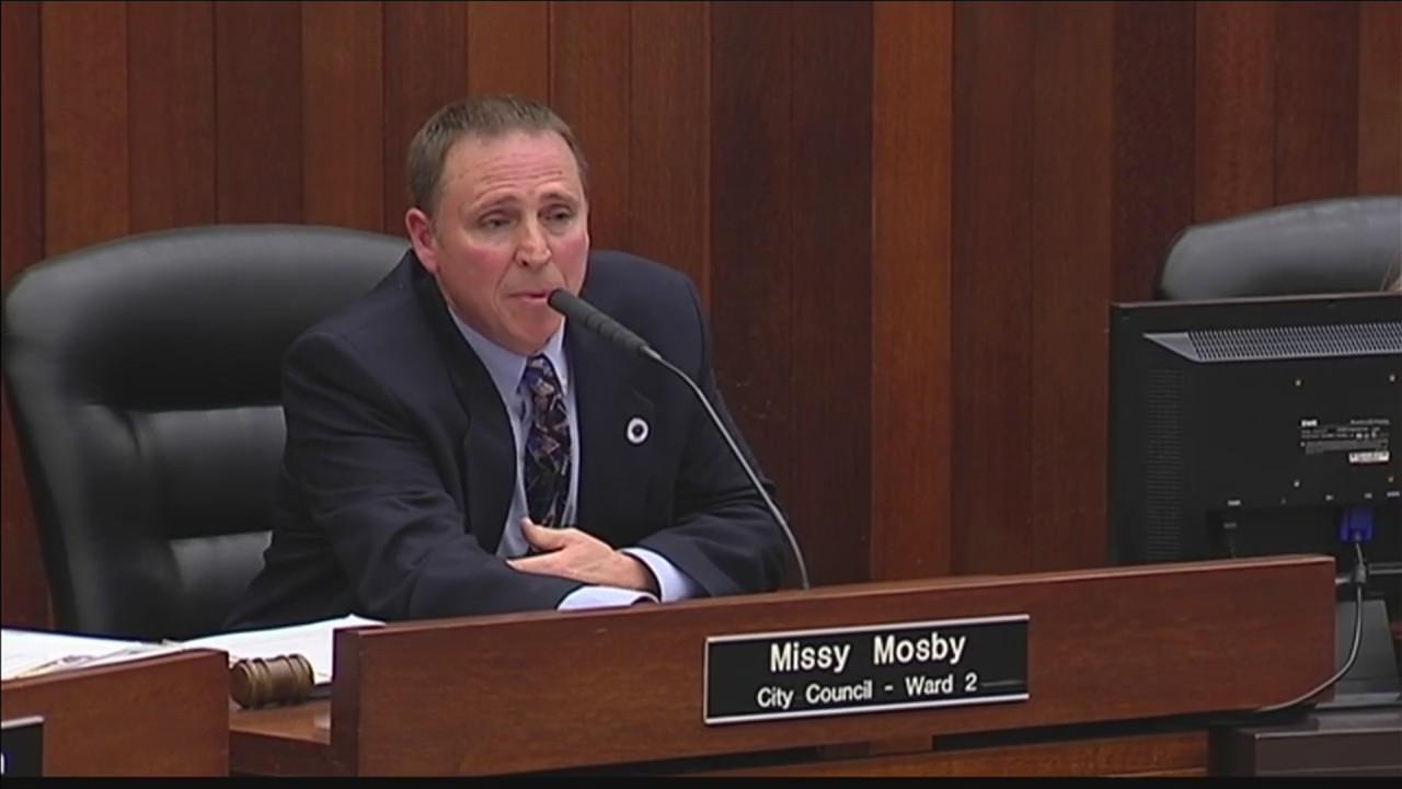 Jim Brinkmeyer Named City Council President