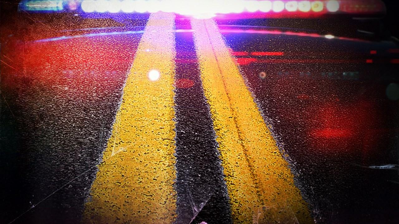 Police Lights Road generic