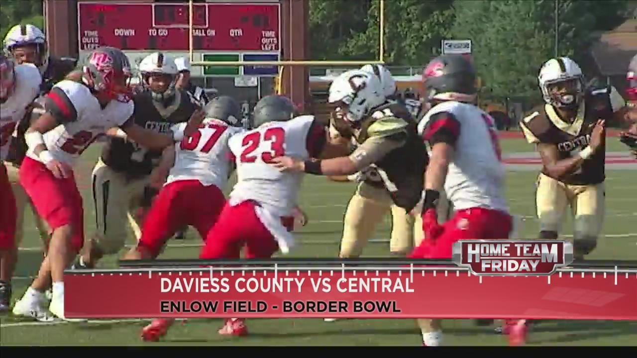 Daviess County vs Central