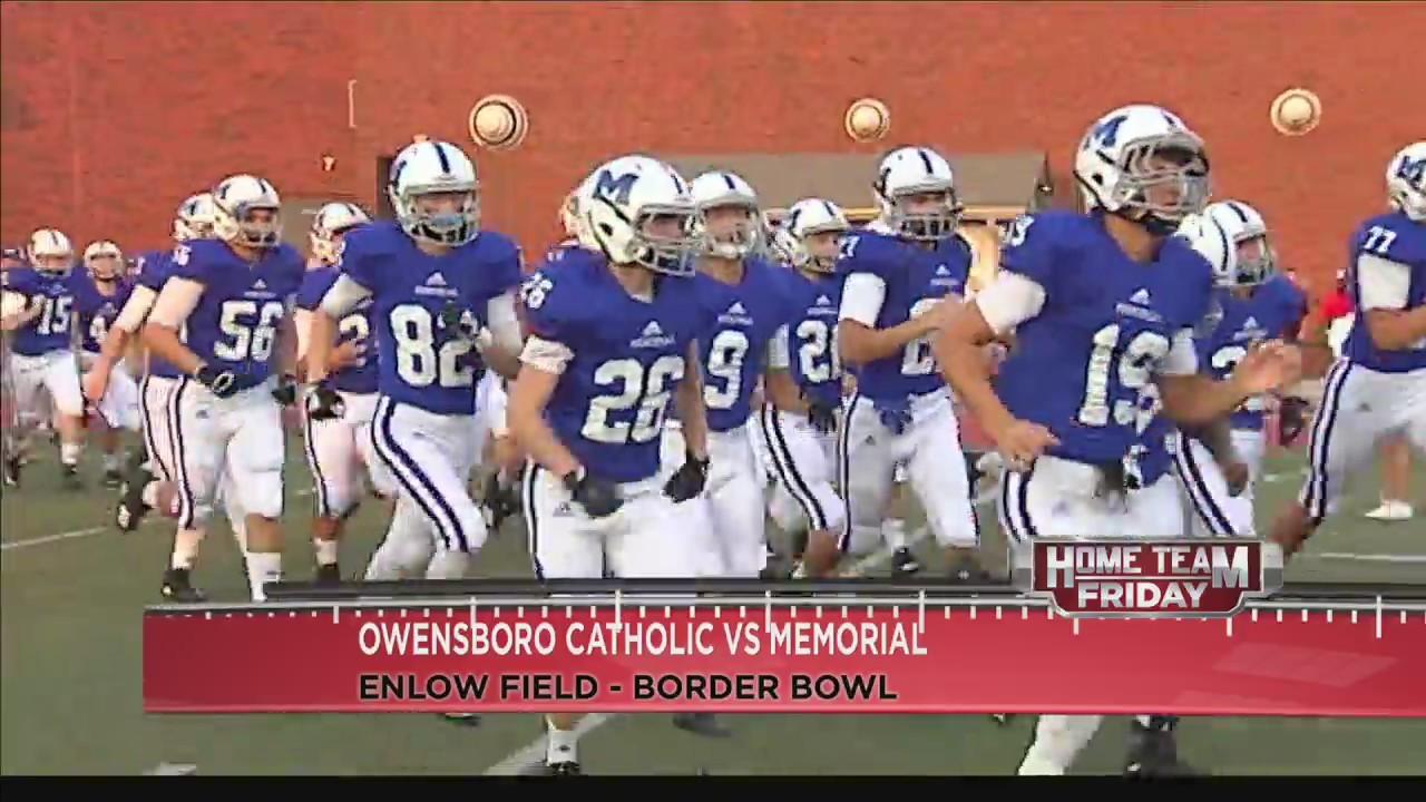 Owensboro Catholic vs Memorial